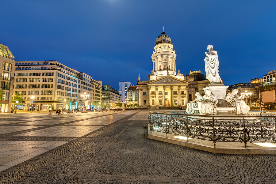 Hotel in Berlin am Gendarmenmarkt