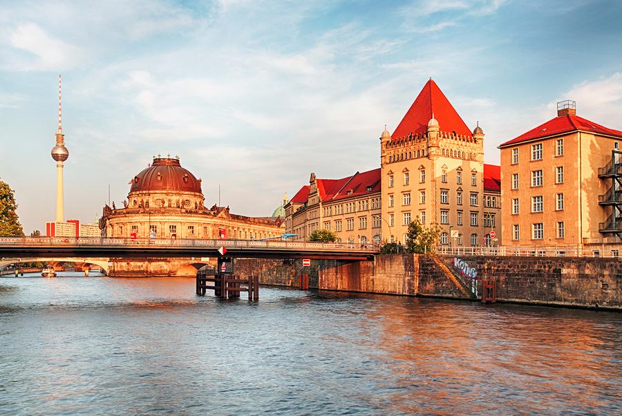 Schöne Hotels in Berlin