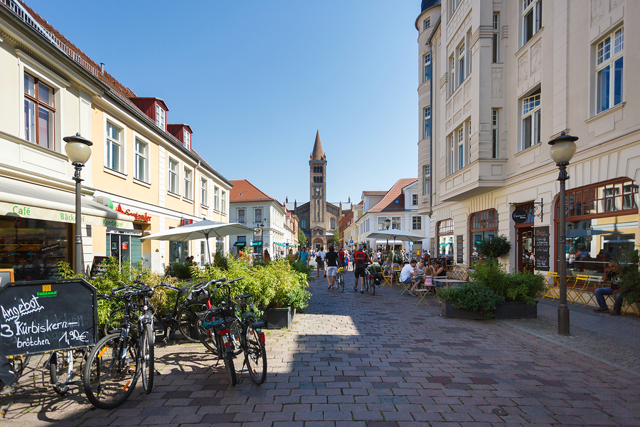 Hotels in der Nähe von Berlin