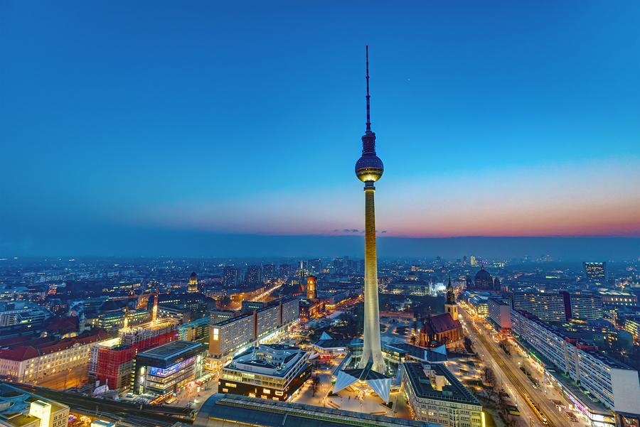 Komfort-Hotel in Berlin
