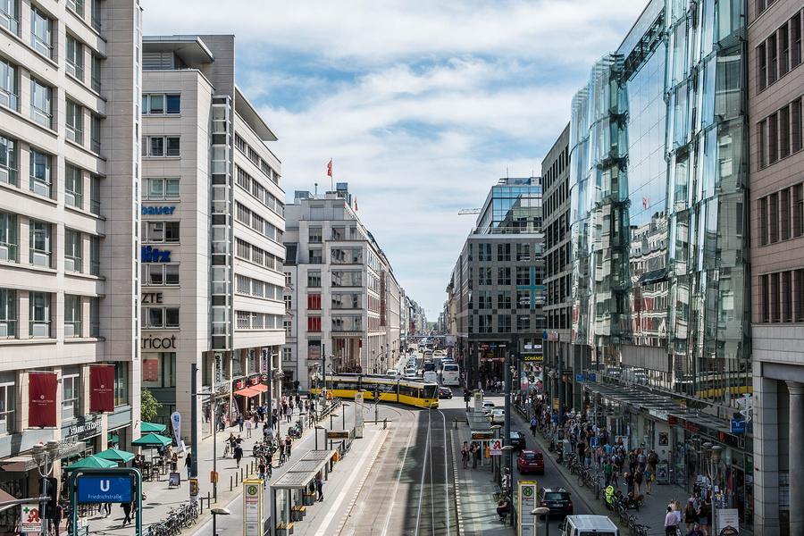Günstiges Hotel in Berlin-Mitte