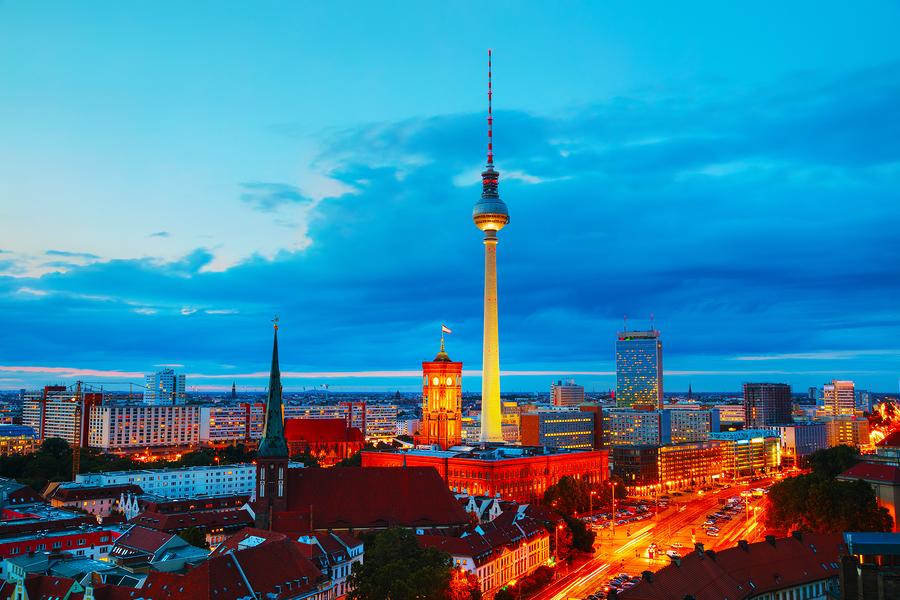 Hotel in Berlin: 4-Sterne