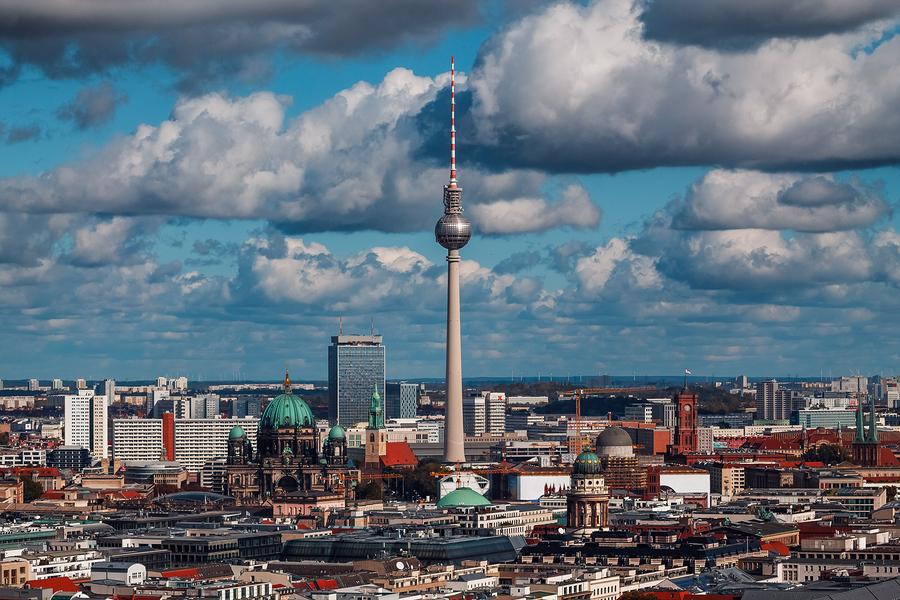 Günstige Hotels in Berlin Mitte