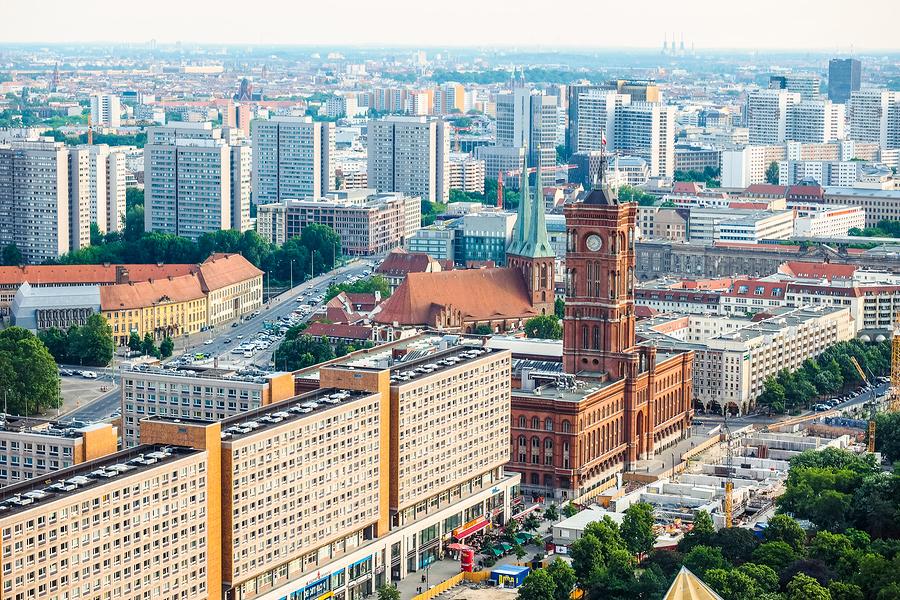 Hotel Berlin Hamburg