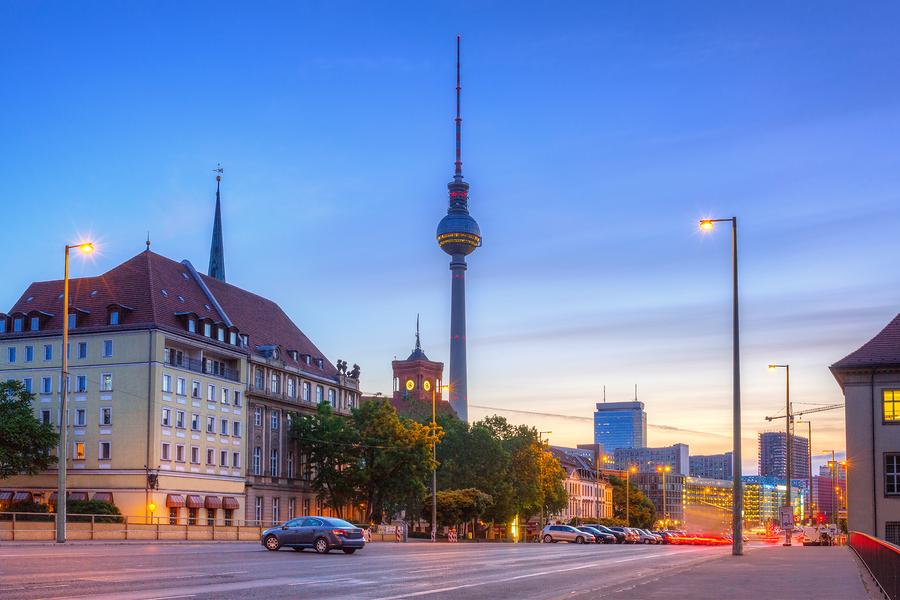 Besondere Hotels in Berlin