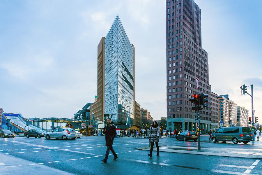 Hotel in Berlin am Potsdamer Platz