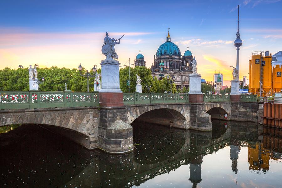 In Berlin eine günstige Unterkunft finden