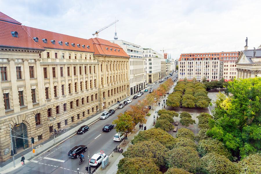 Hotel in Berlin über Booking buchen
