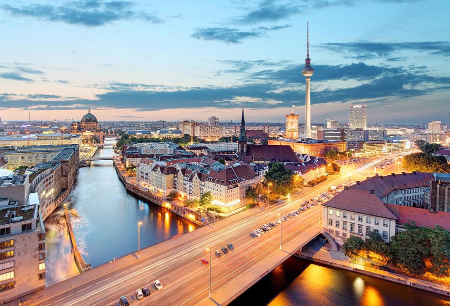 Übernachten in Berlin