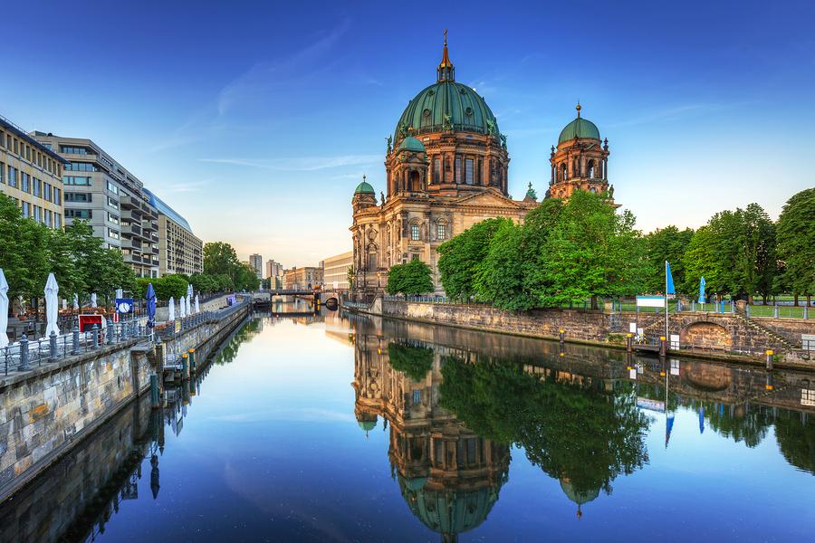 Günstig übernachten in Berlin