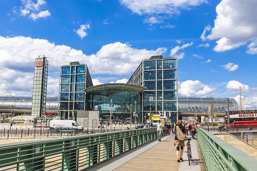 Bahnhofshotel in Berlin