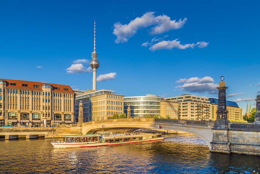 Hotel Esplanade in Berlin