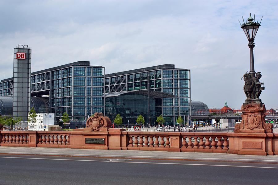 Hotel in Berlin am Hauptbahnhof