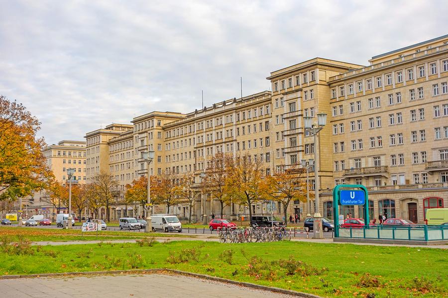 Hotel in Berlin-Friedrichshain