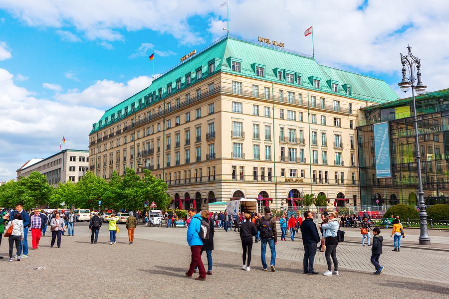 Berlin: 5-Sterne-Hotel