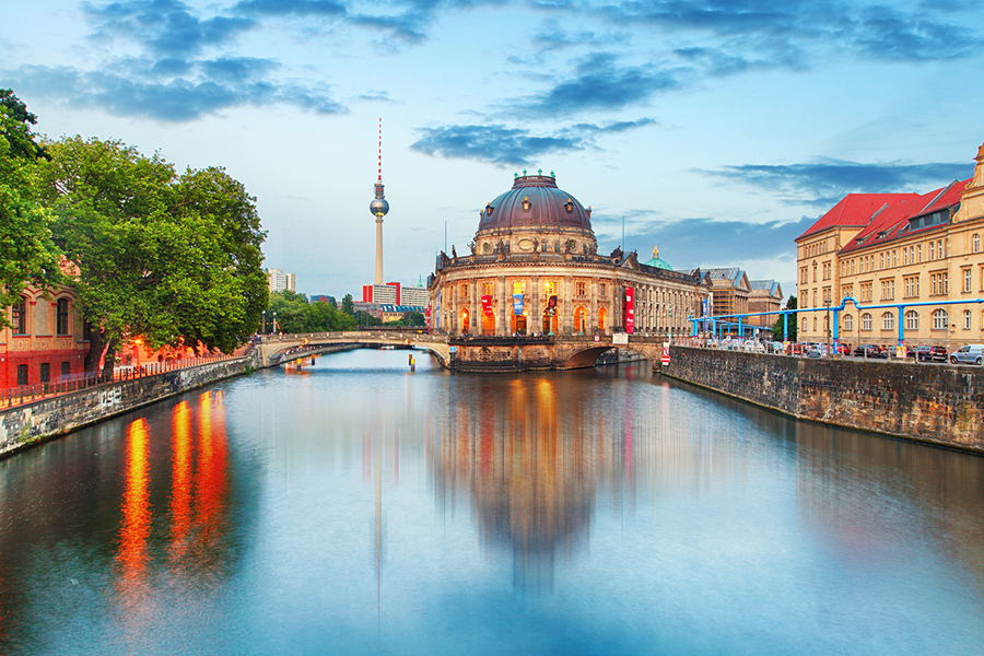 5-Sterne-Hotel in Berlin