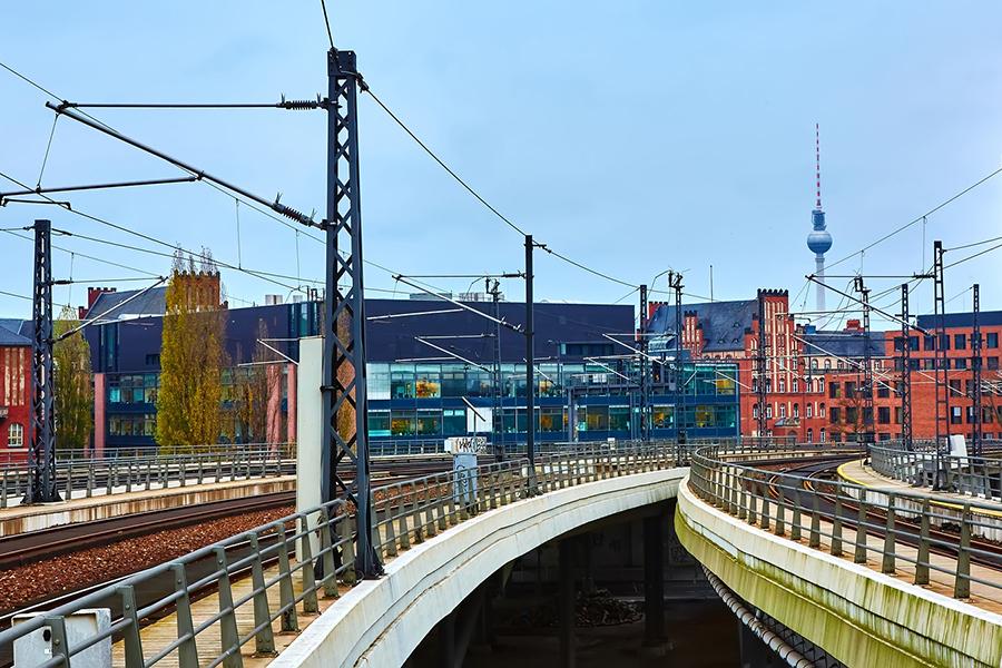 Hotel in Berlin Nähe Hauptbahnhof