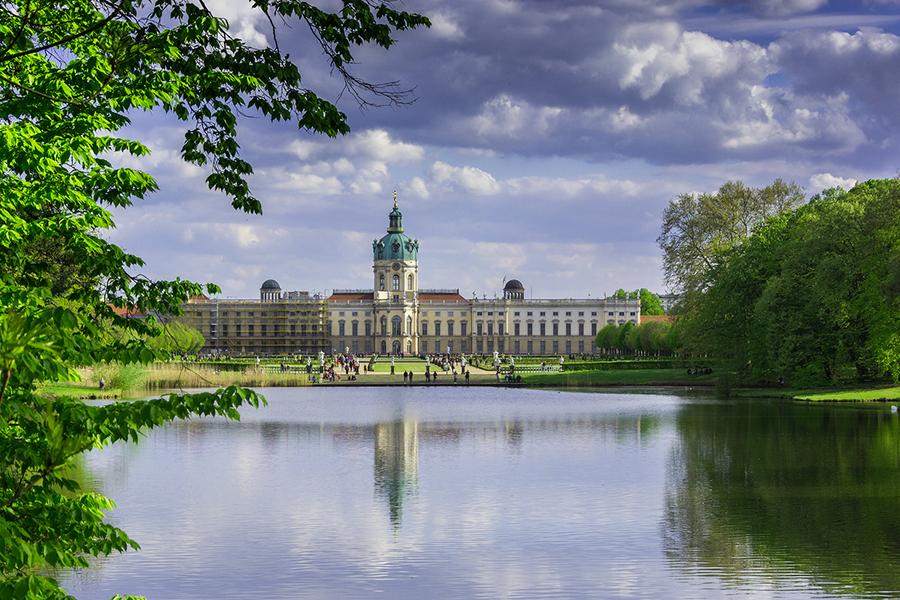 Parkhotel in Berlin