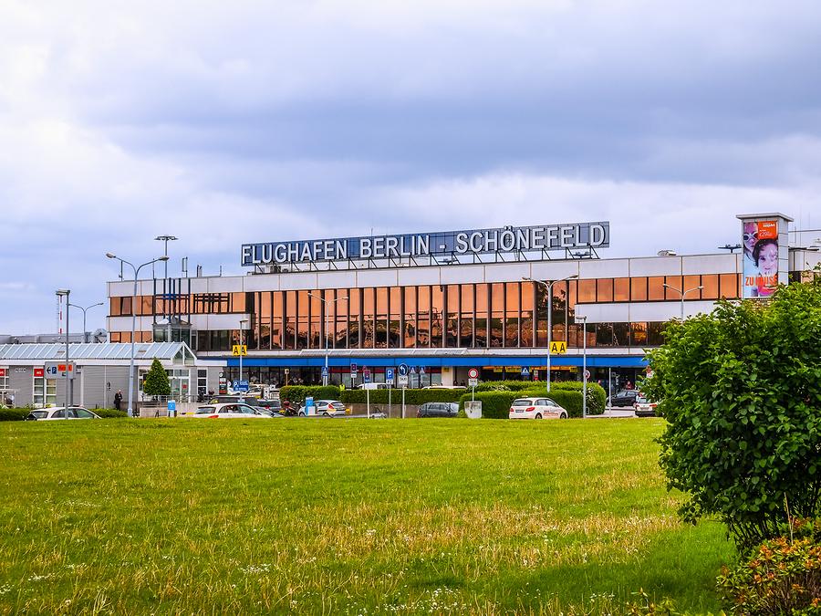 Flughafenhotel in Berlin
