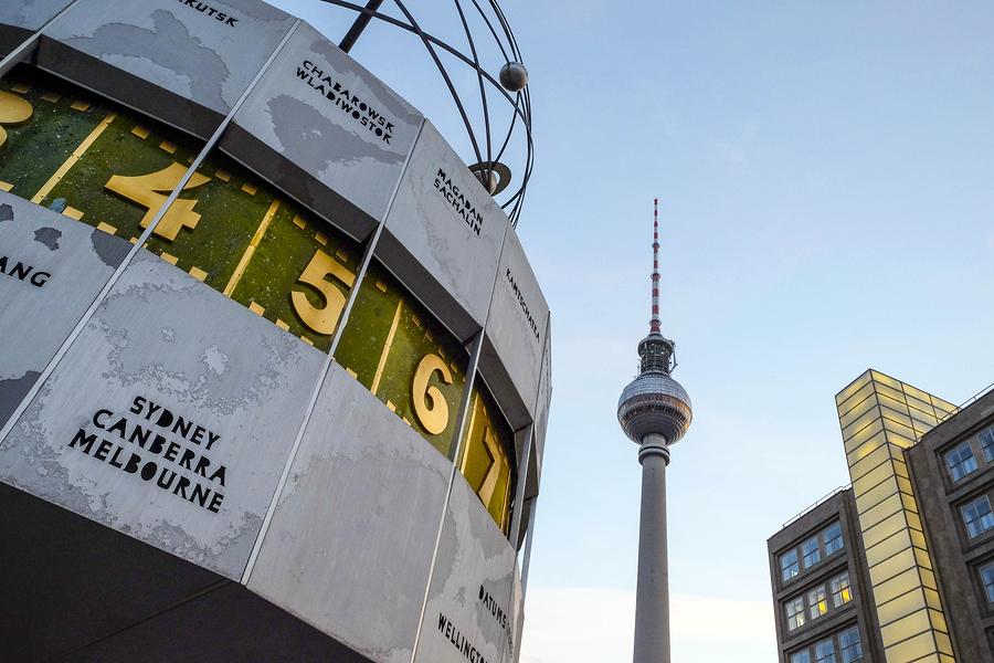 Design-Hotel in Berlin